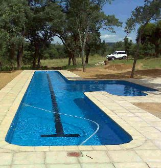 This Will Be In My Backyard I Can Do My Lap Swimming And It Can Be A Play Pool Too Dream