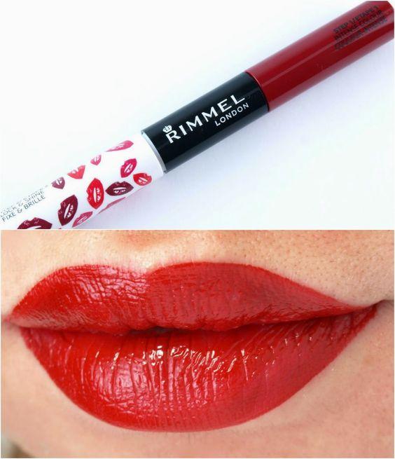 Резултат слика за rimmel london long lasting lipstick play with fire
