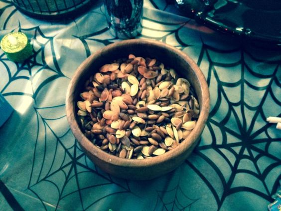 Halloween party food and decor success party recipes and