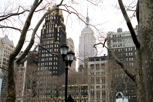 new york: