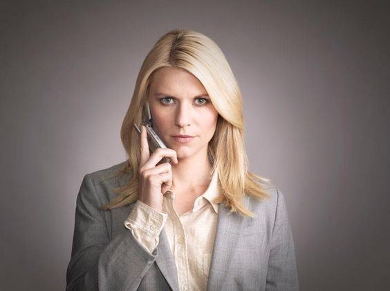 Homeland, 1. Sezon: Claire Danes (Carrie Mathison)