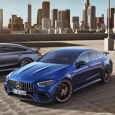Mercedes Amg Gt 4 Door Coupe Mercedes Benz Cars