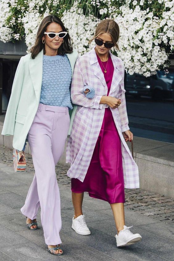 The Best Street Style From Stockholm Fashion Week | British Vogue #beststreetfashion