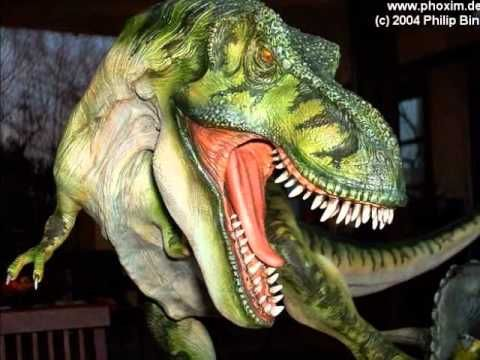 dinoszauruszok látása természetes látás-helyreállító rendszer