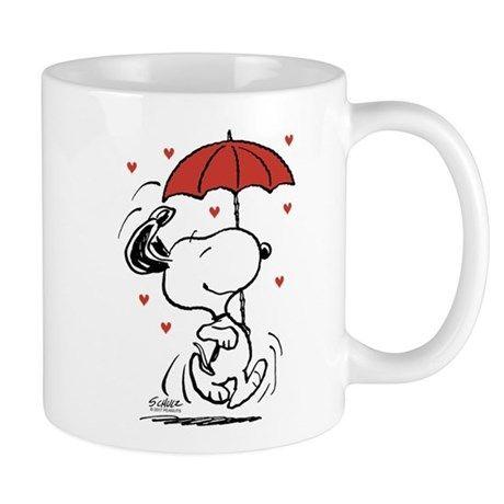 Peanuts Charlie Brown Coffee -Gift-Home-office design 11 Mug Snoopy