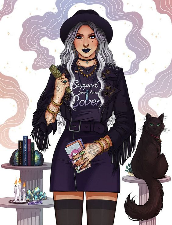 This was drawn by Jen Bartel. You can find a lot of her art on twitter @heyjenbartel
