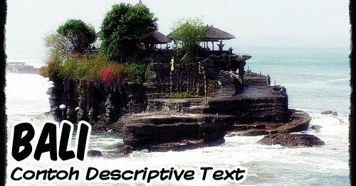 Terkeren 30 Pemandangan Yang Indah Bhs Inggris Contoh Descriptive Text Singkat Pulau Bali Terjemahan Download 125 Kata Kata Di 2020 Pemandangan Danau Toba Pantai
