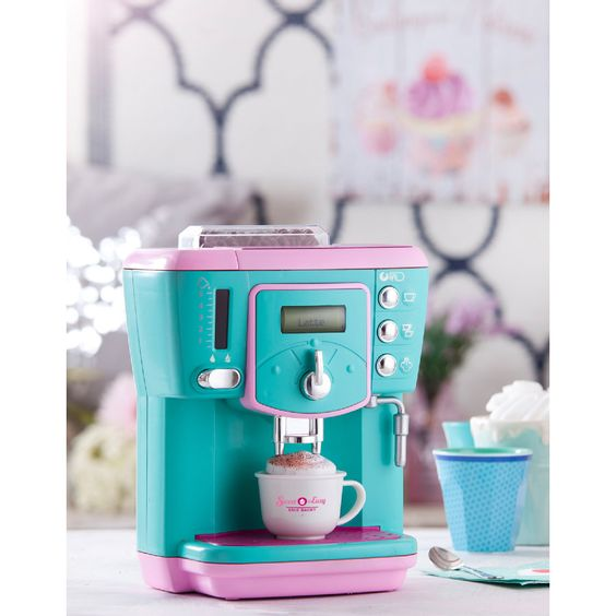 Kaffeemaschine im Sweet & easy Design
