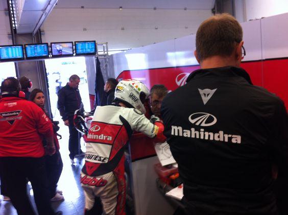 Moto3 Garage
