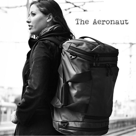 Aeronaut Backpack: Pinterest • The World's Catalog Of Ideas