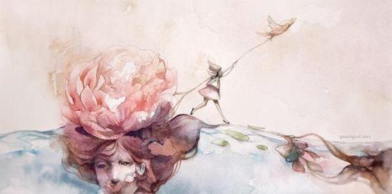 Ilustrações por Valerie Ann Chua: