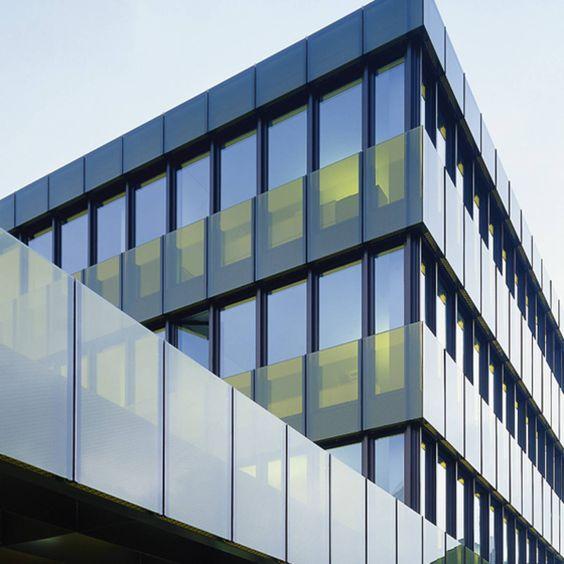 Fassaden - Schweizer Metallbau