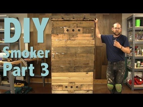 Build Your Own Wooden Smokehouse House Design And Decorating Ideas