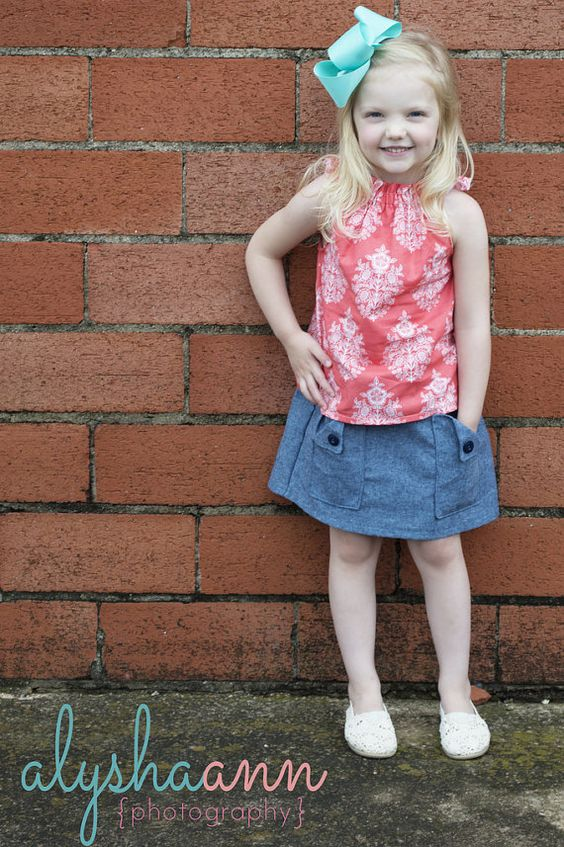 Jesse top by TootieBugs on Etsy