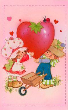 strawberry shortcake 80s movie - Google Search
