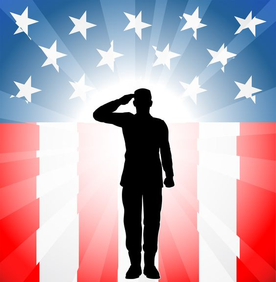 Clip Art Veterans Clip Art veterans day clip art soldier in front of flag clipart places clipart
