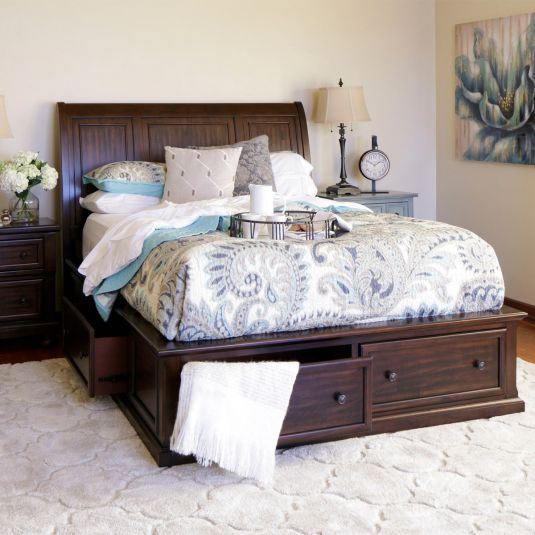 Cumberland Bedroom Collection Jerome S Furniture Bedroom Storage For Small Rooms Home Decor Traditional Bedroom Design