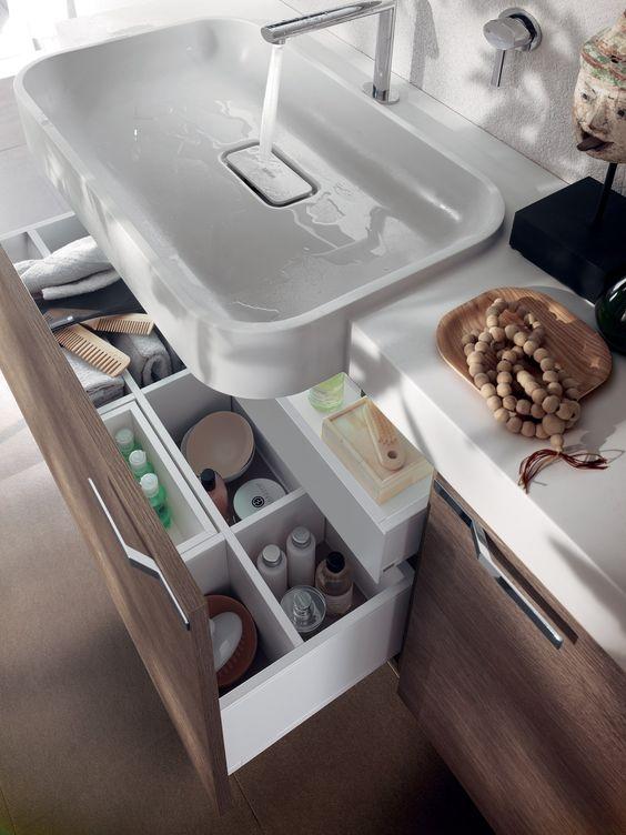 badezimmer-ausstattung aquo by scavolini bathrooms design, Hause ideen