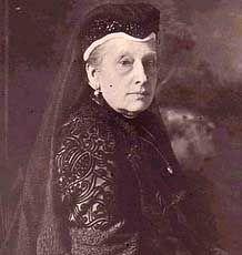 Fürstin Leopold  von Hohenzollern, née  infante Antonia de Portugal (1845-1913),