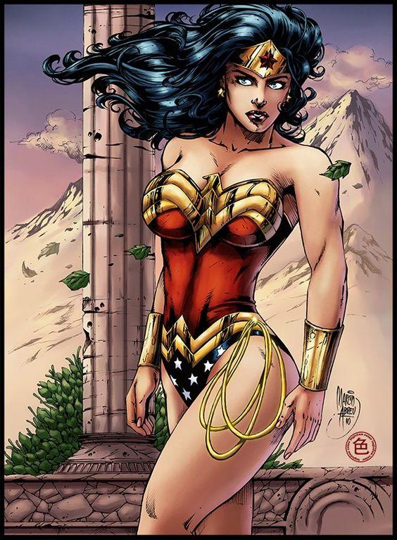 Wonder Woman - Marcio Abreu