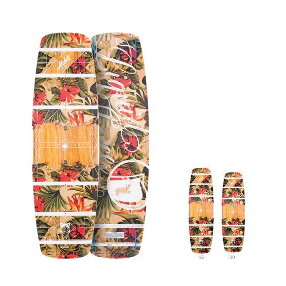 Liquid Force Aloha - Kite Board - 2016     Mädels! Wir wissen, dass ihr nicht einfach nur ein pinkes Board haben wollt. Wir wissen, dass Ihr…