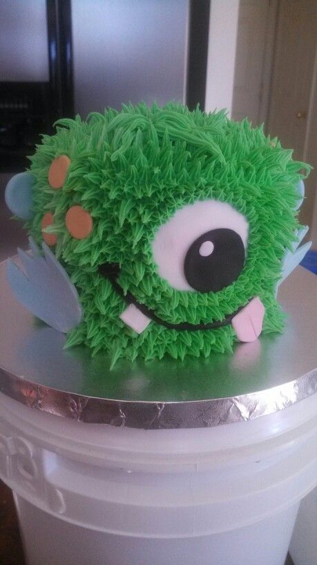 Monster Cakes Pictures
