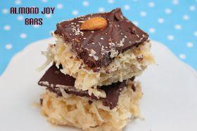 Almond Joy Bars.