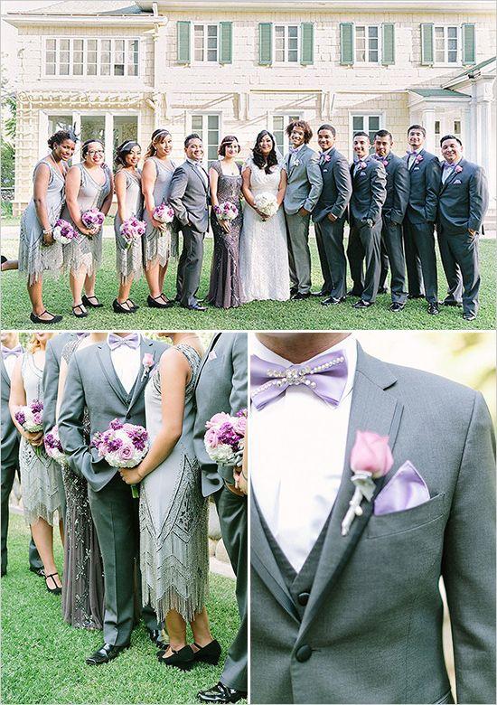 http://www.weddingchicks.com/2014/09/04/navy-and-purple-gatsby-wedding/