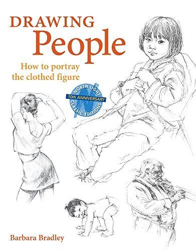 Drawing People: How to Portray the Clothed Figure, http://www.amazon.com/dp/1581803591/ref=cm_sw_r_pi_awdm_czBDvb0CTC195