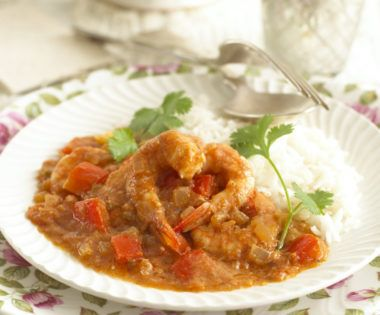 Mild Prawn Curry | Annabel Karmel: