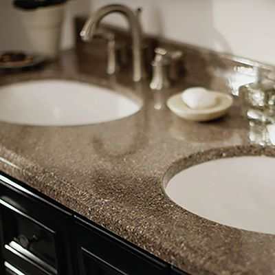 Bath Vanity Tops Come In A Variety Of Sizes And Countertop