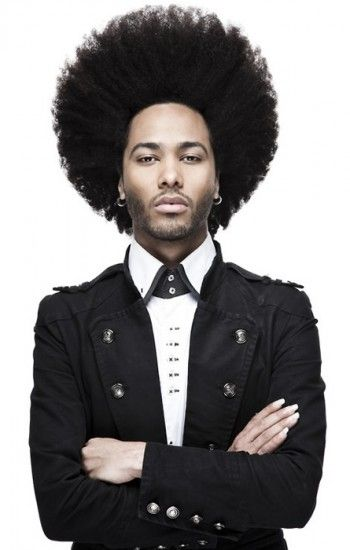 Groovy Afro Hairstyles And Black On Pinterest Short Hairstyles Gunalazisus