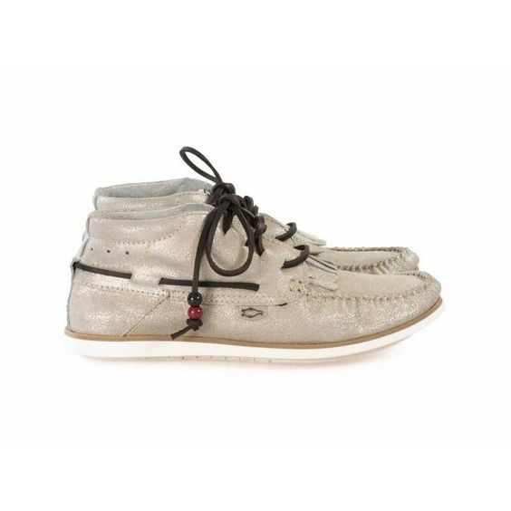 Zapatillas Landom HI 4 Silver #zapatillas #sneakers #modamujer #Parafernalia #Dolfie