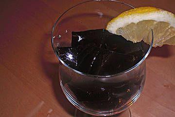Cola - Zitrone - Wackelpudding (Rezept mit Bild) von Wolfsgirl | Chefkoch.de