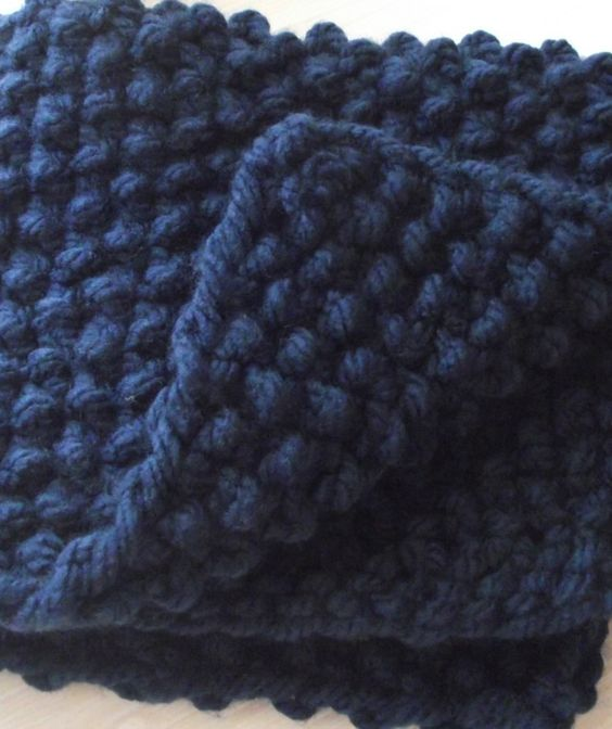 Knitting Pattern For Chunky Baby Blanket : Pinterest   The world s catalog of ideas
