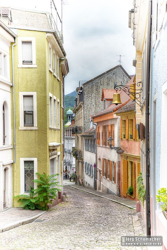 Baden-Baden, Germany ...