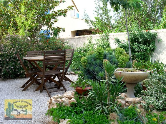 Jardin M Diterran En Fleurs Jardins Pinterest Photos