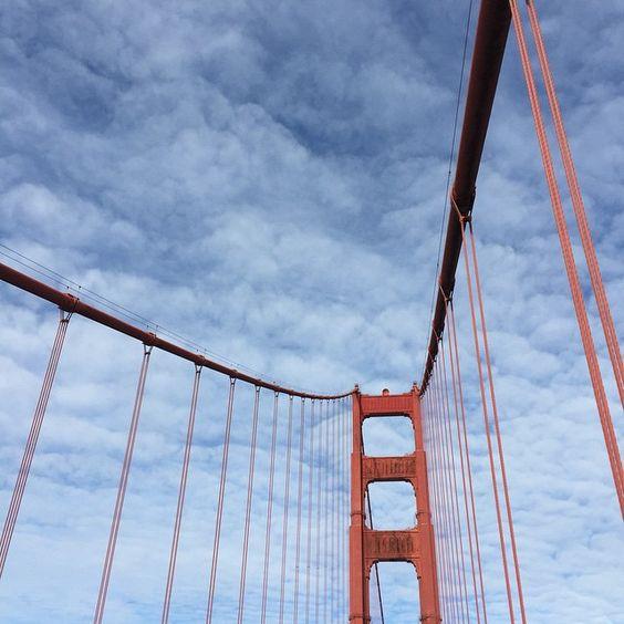 25 Bay Area Instagrams By AFAR Staff (Cover Photo: Golden Gate Bridge, San Francisco)