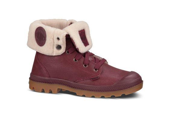Fraaie Palladium Baggy Leather S (Bordeaux) Sneakers van het merk Palladium voor Dames. Uitgevoerd in Bordeaux gemaakt van Leer. Nu verkrijgbaar voor 0.00 bij Sneakershop.