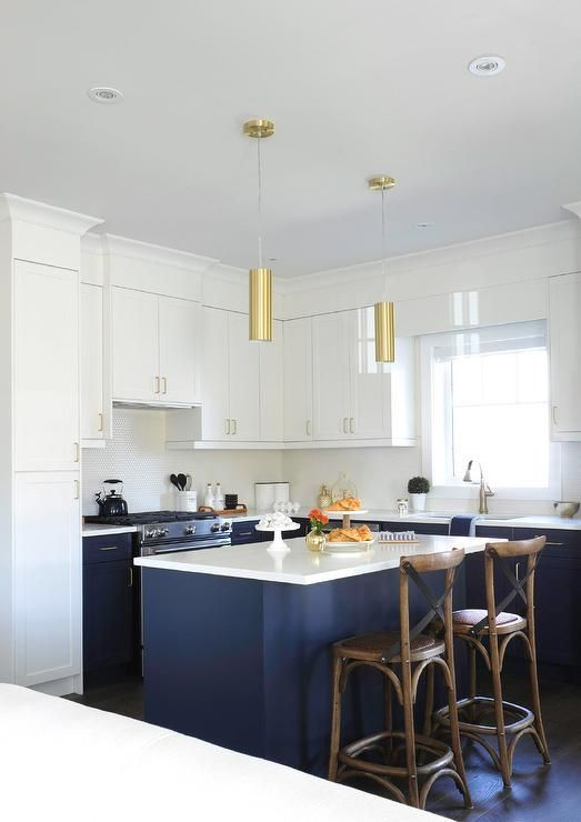 Kitchen Cabinets For Sale Affordable And Stylish In Queens White Kitchen Decor Blue Kitchen Decor Kitchen Decor Inspiration