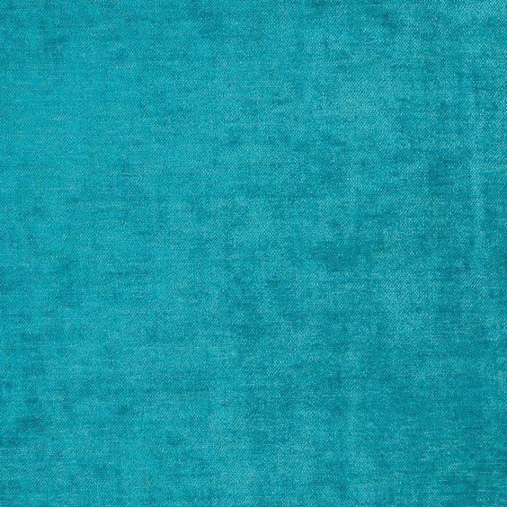 Turquoise Upholstery Chenille