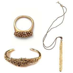 December is my busiest month of the year. The Cirrus Necklace, Caviar Cuff, and Caviar Ring were by far our best sellers. You can order your own at www.juliecohndesign.com #juliecohndesign #bronzejewelry #handmade