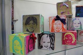 The Calvert Canvas: Adventures in Middle School Art!: YouCube
