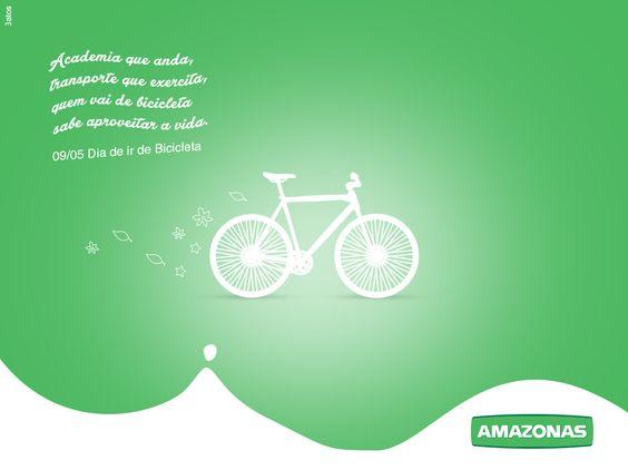 Dia de Ir de Bicicleta - Grupo Amazonas
