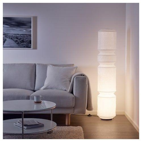 IKEA Möbler, inredning och inspiration | Golvlampa, Ikea