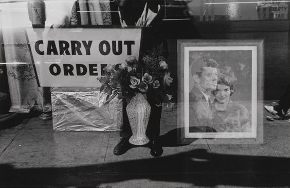 Lee Friedlander. Washington, D.C. 1962