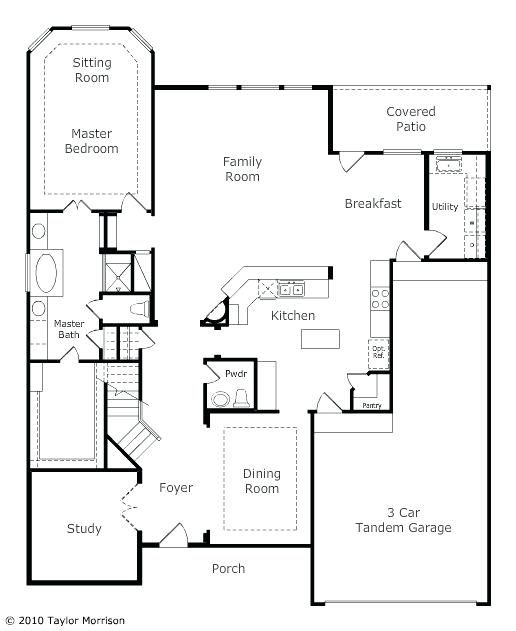 Single Level House Plans With Two Master Suites Fascinating Brilliant Master Bedroom Upsta Single Level House Plans One Bedroom House Plans Bedroom House Plans