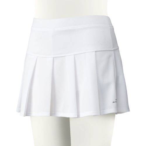 Bcg Girls Basic Moisture Wicking Pleated Tennis Skort Learntoplaytennis With Images White Tennis Skirt Tennis Skort Tennis Skirt