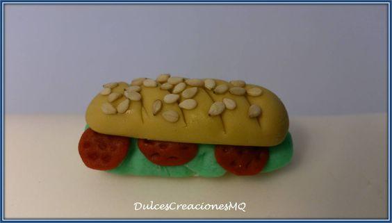 Montaditos- Mini-bocadillo -DULCES CREACIONES