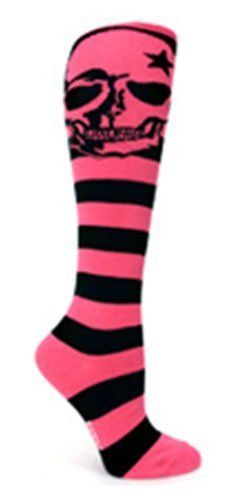 Sock It To Me PINK SKULLS Knee Sock Sock It To Me, http://www.amazon.com/dp/B004RPXZG0/ref=cm_sw_r_pi_dp_Xlo1pb195CK4F